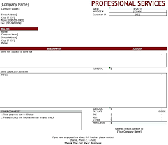 Sample Of Invoice For Consulting Services Invoice For Consulting Services Free Template Rome