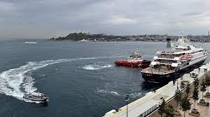 Yunanistan ile Türkiye arasında turistik gemi seferleri...