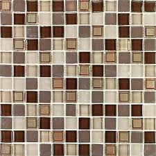 bathroom assorted color small tile wall with gray white also brown color terrific brown