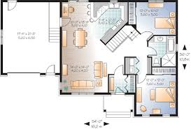 Cozy Bungalow   Attached Garage   DR   st Floor Master    Floor Plan