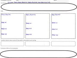 essay organizer gallery for paragraph persuasive essay view larger essay graphic organizers
