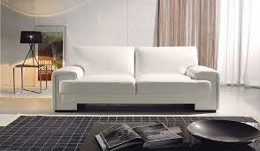 modern italian leather sofa.  Sofa Trantino 2 Seater Leather Sofa In Modern Italian A