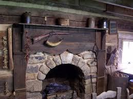 mountain cabins log cabins fireplace hearth mantle ideas primitive decor log homes cottage ideas elk lodge cafe interior