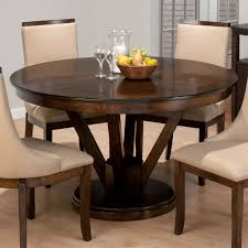 fashionable dining room furniture hickory wood for 6 free form stone midcentury modern standard varnished made