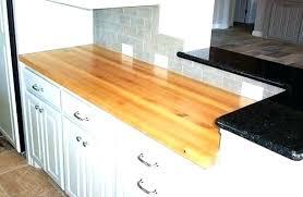 home depot wood countertops wooden acacia heirloom cost custom dep home depot wood countertops