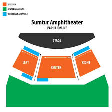 Sumtur Amphitheater Seating Chart Tickets Classic Ccm 100 7 The Fish Presents An Evening