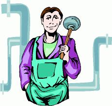 Image result for repairman cartoon gif plumber