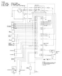 honda civic electrical wiring diagram and schematics