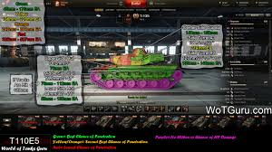 Weak Spot Guides World Of Tanks Guru