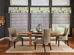 Modern Window Attractive Blinds Living Room Black Vinyl Of