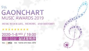 Official Music Charts 9th Gaon Chart Music Awards Reveals 1st Round Of Official