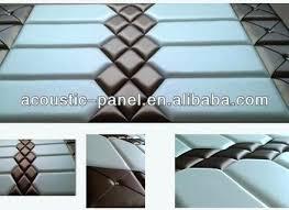 decorative acoustic panels. Fabric Wall Panels Decorative Covered Acoustic Panel Sound Shield Foam Interior