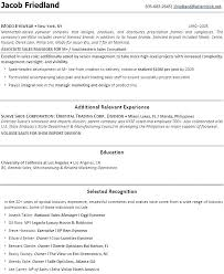 Sales Associate Resume Resume Of Retail Sales Associate Emelcotest Com