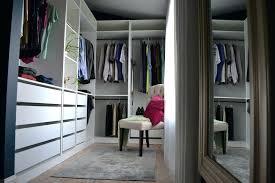 walk in closet bedroom. Walk In Bedroom Closet U Shaped Brown Ebony Wood Small Into A . S