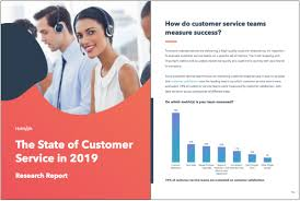 Customer Services Experience New Research The State Of Customer Service In 2019