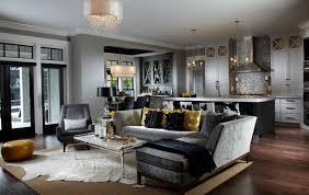 living room black furniture. Darkly Romantic Living Room Black Furniture Doors Gray Walls Crown Molding