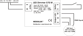 dimmers detail resolux 570 powerled master dimmer s wiring diagram