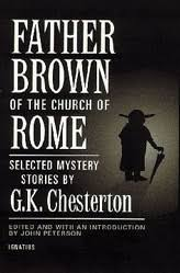 books novels poetry the works of g k chesterton father brown of the church of rome