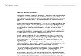 Music Personal Statement Personal Statement How A Studying In The Uk Blog Uk