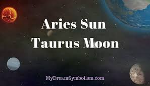 Sun And Moon Compatibility Chart Aries Sun Taurus Moon Personality Compatibility