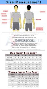 Size Chart America Suits
