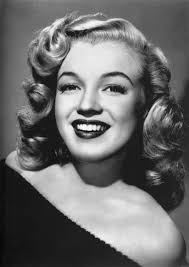 Marilyn Monroe Hairstyle Famous Black And White Marilyn Monroe High Quality Image Size