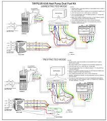 goodman heat pump thermostat wiring diagram on Lux Thermostat Wiring Diagram goodman heat pump thermostat wiring diagram on tayplusheatpumpdualfuelkit jpg lux thermostat wiring diagram dmh110