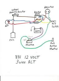 ford 9n wiring diagram 12 volt conversion ford ford 9n 12 volt conversion wiring diagram ford auto wiring on ford 9n wiring diagram 12