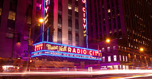 Radio City Music Hall 3d Seating Chart Radio City Music Hall Performances This Month December 2017