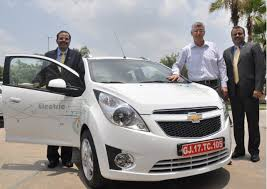 new car launches of 2013 in indiaGMs First New Battery Electric Car 2013 Chevrolet Spark EV To