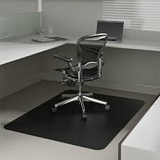 desk floor mats black chair are by american