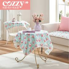 get ations cozzy kou zi multi dust cover towel towel past cover coffee table cloth size article 2