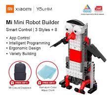 Xiaomi <b>Mi Mini Robot Builder</b> Official Malaysia | Shopee Singapore