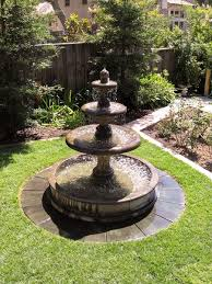 Small Picture Fountain For Front Yard Classic Courtyards Garden Fountain Front