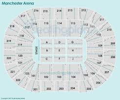 Detailed Wembley Arena Seating Plan Row Numbers Wembley