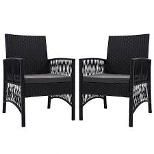 outdoor furniture dining chairs rattan