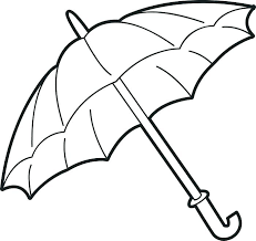 umbrella bird coloring page pages for kids flowers umbrella bird coloring