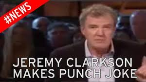 Image result for Jeremy Clarkson attack on Oisin Tymon images