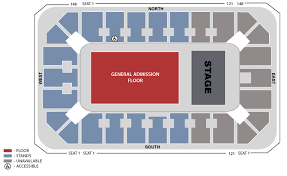79 Comprehensive Stampede Corral Seating Chart Seat Numbers