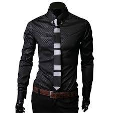 <b>Men Plaid</b> Shirts Brand 5XL <b>2019 New Mens</b> Dress Shirts Long ...