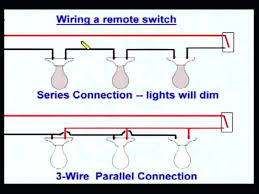 wiring lights in series vilus info how to wire recessed lighting diagram electrical wiring confusion dim lights wiring lights in series original wiring recessed lights in series diagram