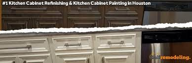 cabinet refinishing in houston tx 1