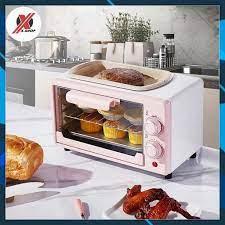 Lò Nướng Đa Năng Mini dung tích 12l, rã đông, nướng bánh Công Suất Lớn 750W  JDX