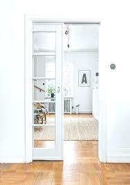 diy pocket door inside sliding doors brilliant interior sliding pocket french doors with best pocket doors diy pocket door
