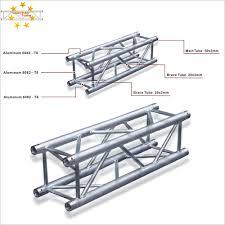 Stage Lighting Truss 2018 Hot Sale Aluminum Truss Concert Small Stage Lighting Roof Truss Buy Aluminum Truss Roof Truss Stage Lighting Truss Product On Alibaba Com