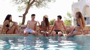 swimming pool with friends. Delighful Swimming Teenage Friends Sitting At The Edge Of A Swimming Pool Talking Shot On R3D  Stock Video Footage  Videoblocks And Swimming Pool With Friends R
