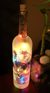 Making Wine Bottle Lights Best 25 Bottle Lights Ideas On Pinterest Whiskey Bottle Crafts