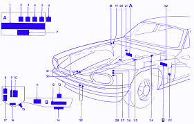 jaguar xjs fuse box diagram wiring diagrams