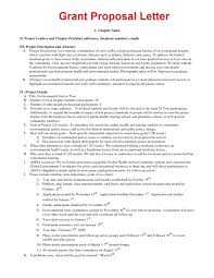 Funding Proposal Template Grant Proposal Template Tryprodermagenixorg 5
