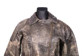 details about leather fashion womens leather jacket ramones 40